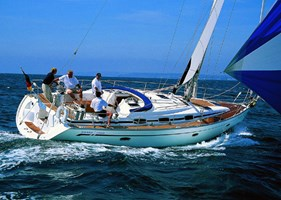 Sailing Boat - Bavaria 42 Cruiser