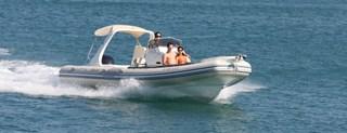 Motorboot-Lomac 790