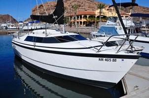 Sailing Boat-MACGREGOR 26X