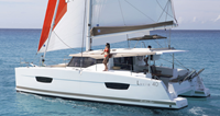 - Fountaine Pajot 40