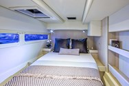 Interior of a yacht charter in Sibenik 2
