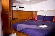 Interior of a yacht charter in Cuba 3
