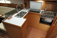 Interior of a yacht charter in Montenegro 3