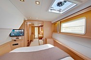 Interior of a yacht charter in Lanzarote 2
