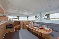 Interior of a yacht charter in Sant Agata di Militello 1