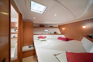 Interior of a yacht charter in Russia 3