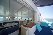 Interior Yachtcharter in Barcelona 1