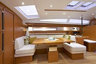 Interior of a yacht charter in Kemer 4