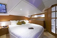 Interior of a yacht charter in Spain 4