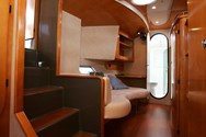 Interior of a yacht charter in Portoroz 1