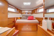 Interior of a yacht charter in Colombia 3