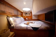 Interior of a yacht charter in Biograd 4