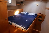 Interior of a yacht charter in Portoroz 2
