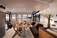 Interior Yachtcharter in Krk 1