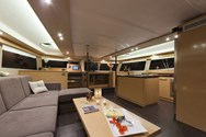 Interior of a yacht charter in Mar Menor 2