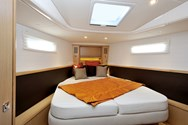Interior of a yacht charter in Lefkas 3