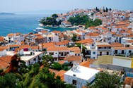 Yacht charter in Skiathos 3