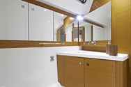 Interior of a yacht charter in Spain 3