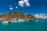Yacht charter in Lefkas 4