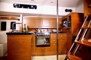 Interior of a yacht charter in Cuba 4