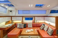 Interior of a yacht charter in Colombia 1