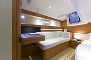 Interior of a yacht charter in Kemer 2