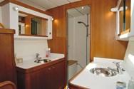 Interior of a yacht charter in Tarragona 3