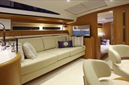 Interior of a yacht charter in Thailand 3