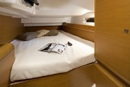 Interior of a yacht charter in Croatia 3