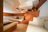 Interior of a yacht charter in the Caribbean 4