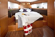 Interior of a yacht charter in Pula 3
