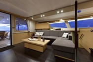 Interior of a yacht charter in Mar Menor 3