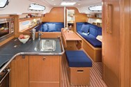 Interior Yachtcharter in Korfu 3
