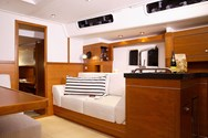 Interior of a yacht charter in Cuba 2