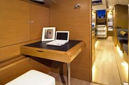 Interior of a yacht charter in Bodrum 2