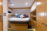 Interior of a yacht charter in Gothenburg 3