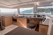 Interior Yachtcharter in Krk 2
