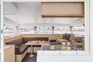 Interior of a yacht charter in Sukosan 3