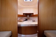Interior of a yacht charter in Sardinia 2