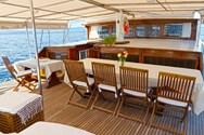 Interior Yachtcharter in Marmaris 1