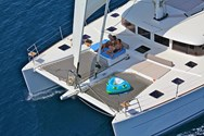 Exterior of a yacht charter in Didim 1