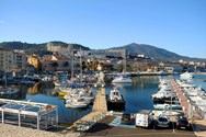 Yacht charter in Ajaccio 2