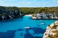 Yacht charter in Menorca 4