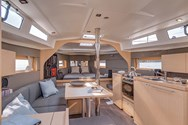 Interior of a yacht charter in Benalmadena 1
