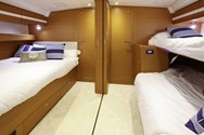 Interior of a yacht charter in Thailand 1