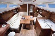 Interior Yachtcharter in Sizilien 1