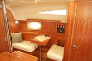Interior of a yacht charter in the South of France 2