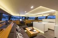 Interior of a yacht charter in Saint-Solenzara 3