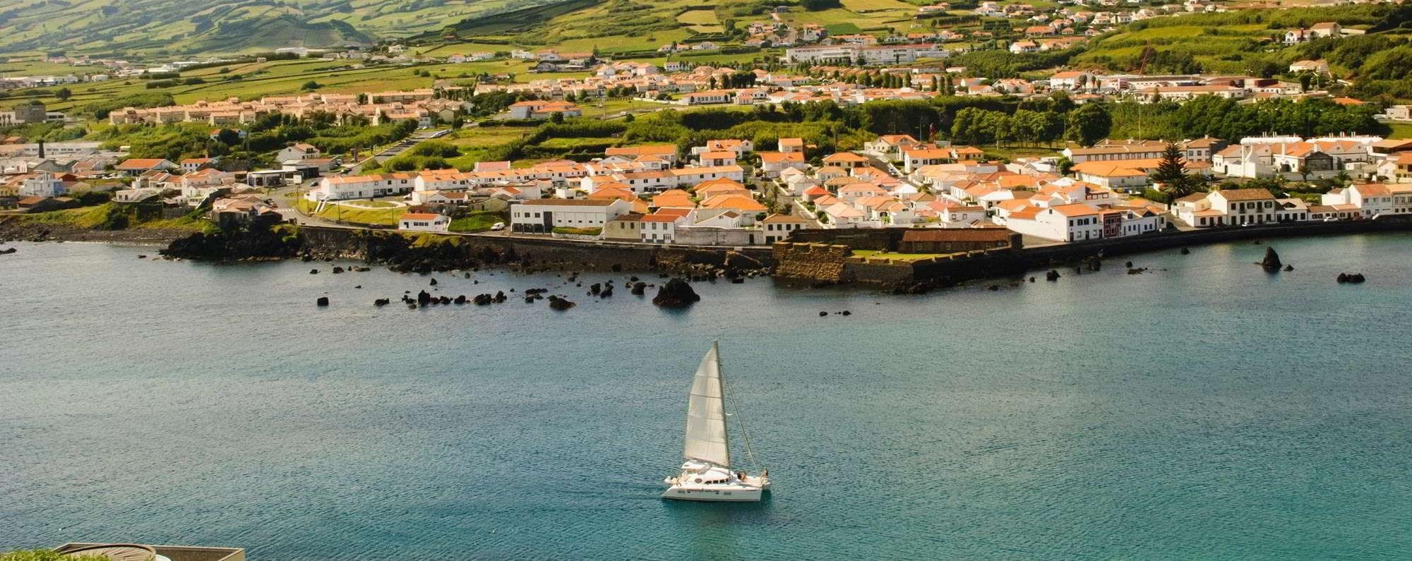 Yachtcharter Azoren