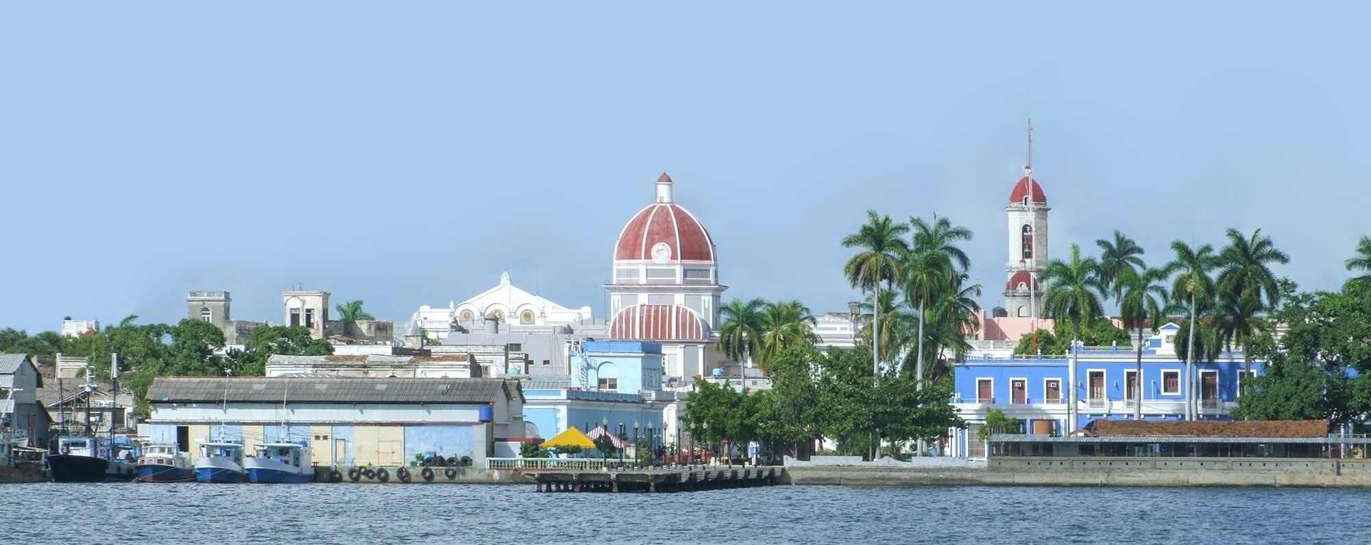 Alquiler de barcos en Cienfuegos